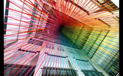 A Million Things That Make Your Head Spin: A Rainbow Tape Timelapse