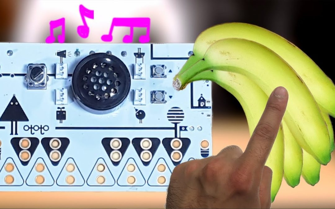 Can Bananas Make Music?