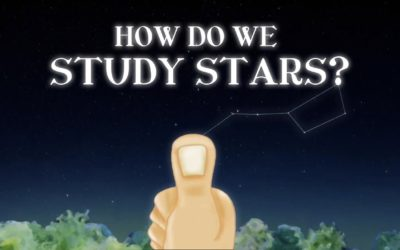 How do we study the stars?