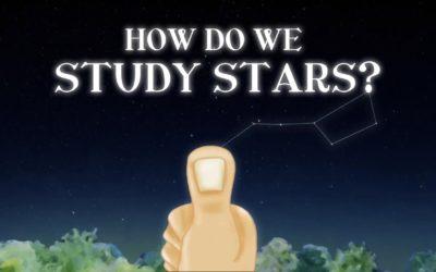 How do we study the stars?