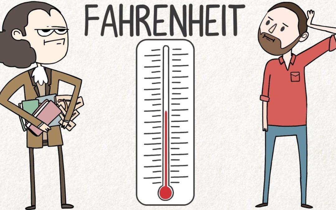 The Crazy Story Behind Fahrenheit and Celsius