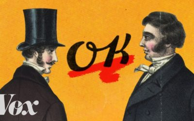 "What does ""OK"" really stand for?"